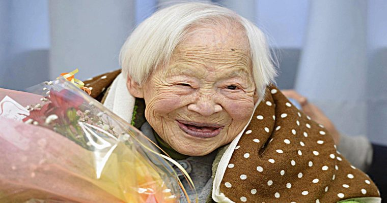 The World's Oldest Woman Reveals Her Secrets To Long Life