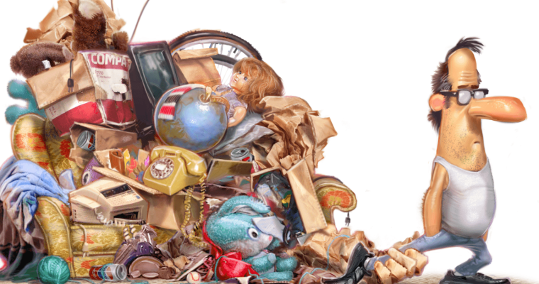 How Clutter Drains Your Brain (and What You Can Do About It)