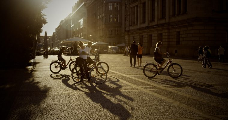 10 Reasons You Should Travel By Bike And See The World For Its Best