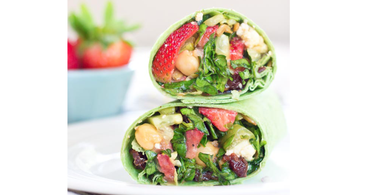 9 Delicious Fruit Wraps To Help You Lose Weight Easily