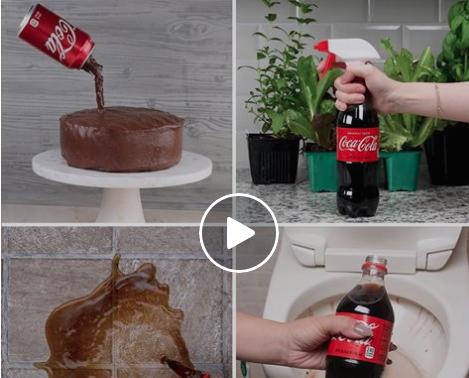 Coke: Drink it or Hack it